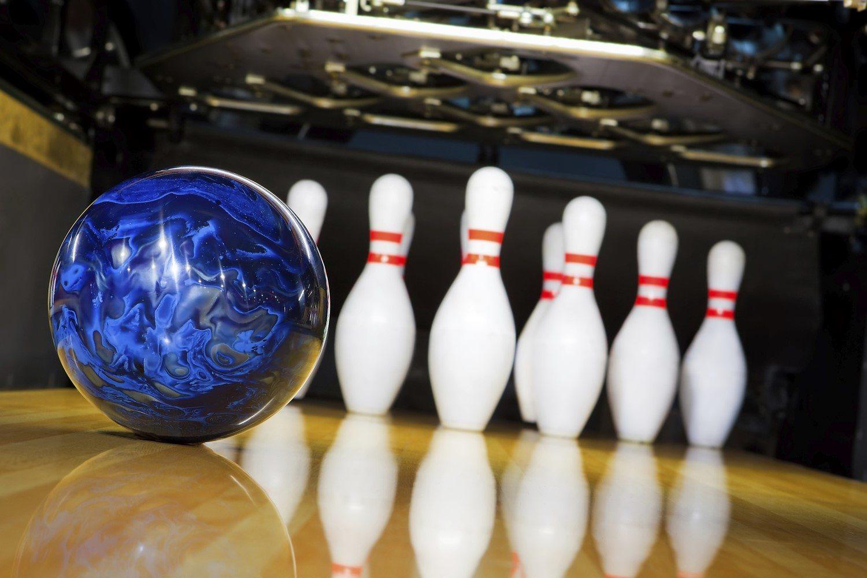 Bowling at Funworld Limerick